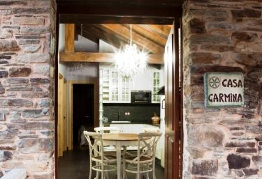 Casa Carmina - Taramundi, Asturias