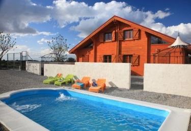 Casas rurales con piscina en padul for Casas rurales con piscina en alquiler