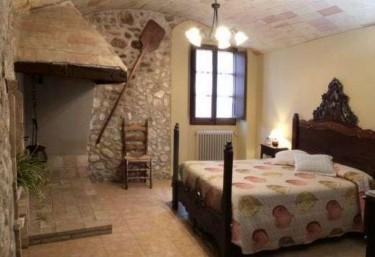 Alojamiento del Pan - Esponella, Girona