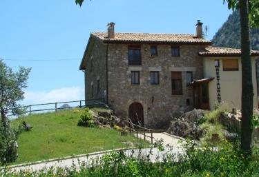 Casa Vilasaló - Sant Llorenç De Morunys, Lleida