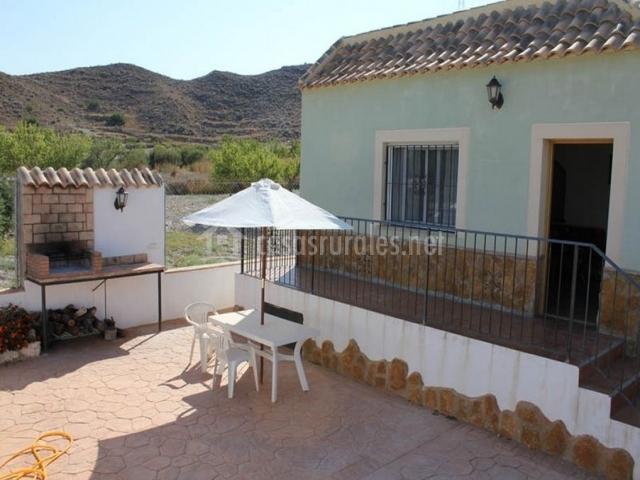 Casa la botija en cartagena murcia - Casa rural murcia piscina climatizada ...