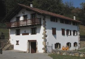 Casa Martiorneko Borda II - Oiz De Santesteban/oitz, Navarra