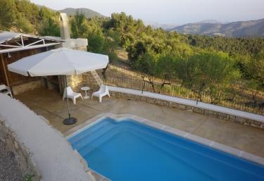 La Torreta de Aitana (Casa II) - Alcoleja, Alicante