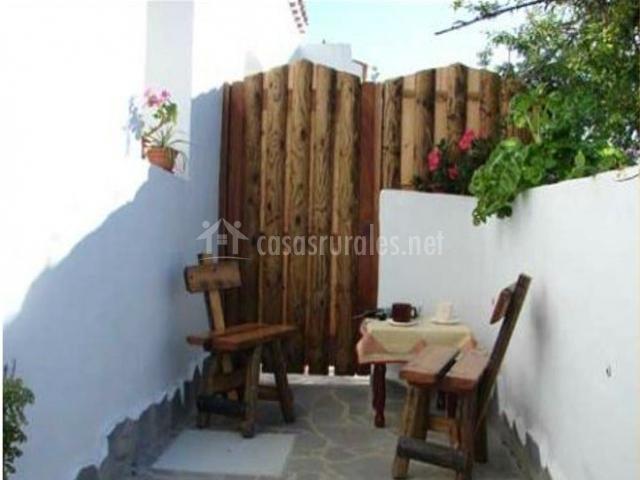 Casa panchita en moya gran canaria - Casas de madera en gran canaria ...