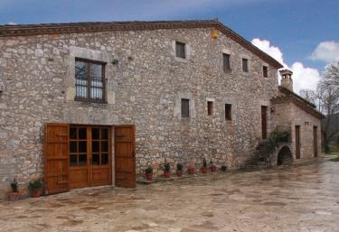 Can Cufí III - Serinya, Girona