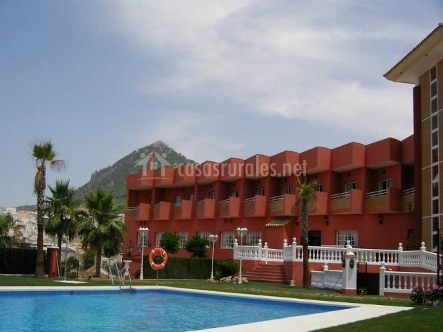 Hotel el mirador de rute en rute c rdoba - Hotel puerta del arco ...
