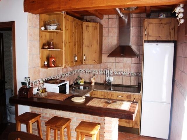Casa rural refugio la covatilla ii en la hoya salamanca - Hoya de cocina ...
