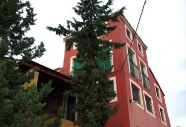 Caserío de las Palmeras - Casa Bermeja - Ojos, Murcia