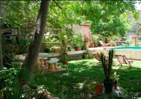 Apartamento Jazmín - La Huerta del Cura