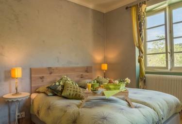La Roseraie - chambres - Condorcet, Drôme