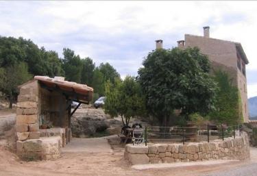 El Pajar - Horta De Sant Joan, Tarragona