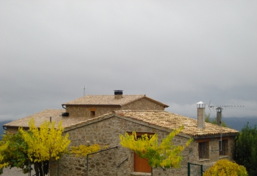 Casa dels Mitgers - Pallerols De Rialb, Lleida