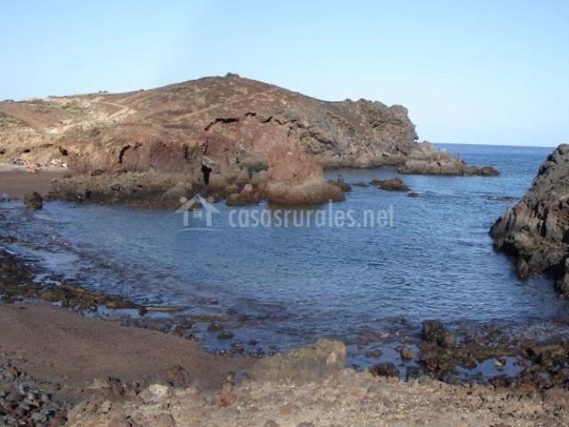 Playa de Cueva de la Arena