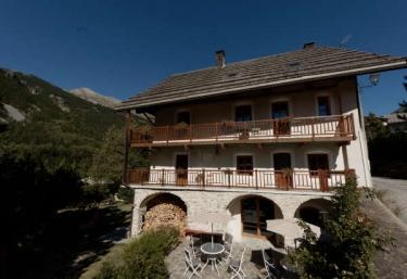 Le Clot Saint Joseph- Gîte L'Eychauda - Vallouise, Altos Alpes