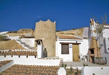 Cuevas La Atalaya. 4 personas - Huescar, Granada