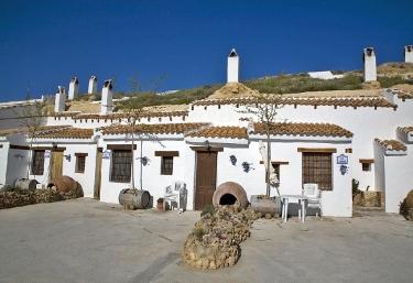 Cuevas La Atalaya. 6 personas - Huescar, Granada