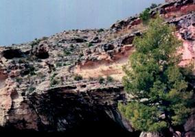 Zona de la Cueva Negra