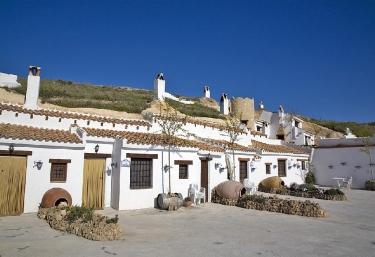 Cuevas La Atalaya. 10 personas - Huescar, Granada