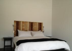 Dormitorio doble standard