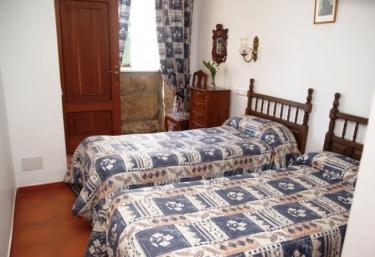 Granxa O Castelo. Habitaciones Dobles - Ponte caldelas, Pontevedra