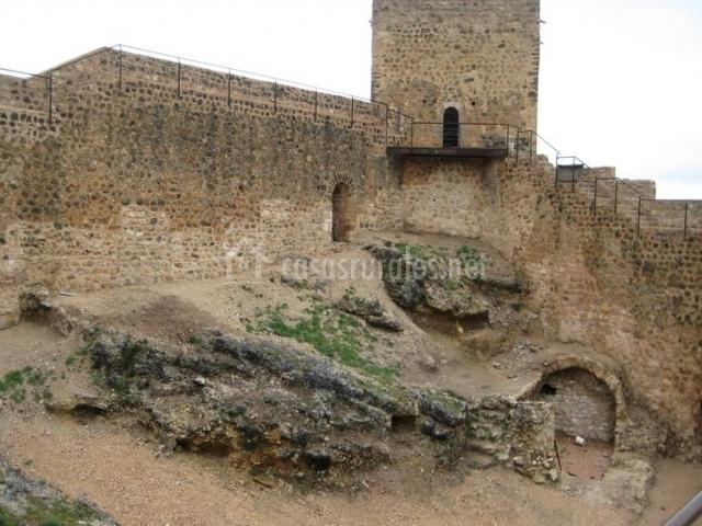 Zona de ruinas en nuestro entorno