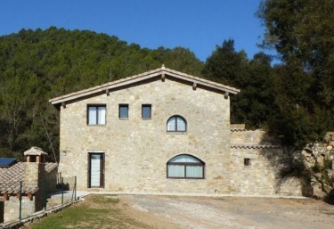 El Molí de can Maholà - Beuda, Girona