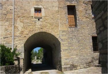 Casa Pardinilla. Vivienda rural - Coscojuela De Sobrarbe, Huesca