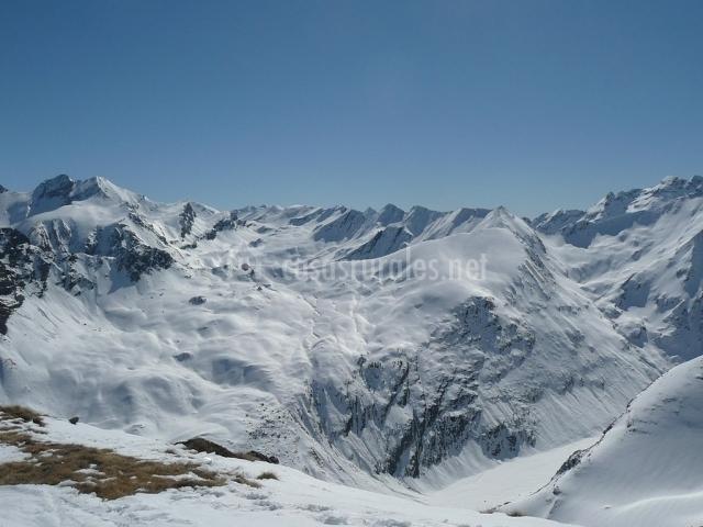 Estación de esquí de Piau o de Pineta