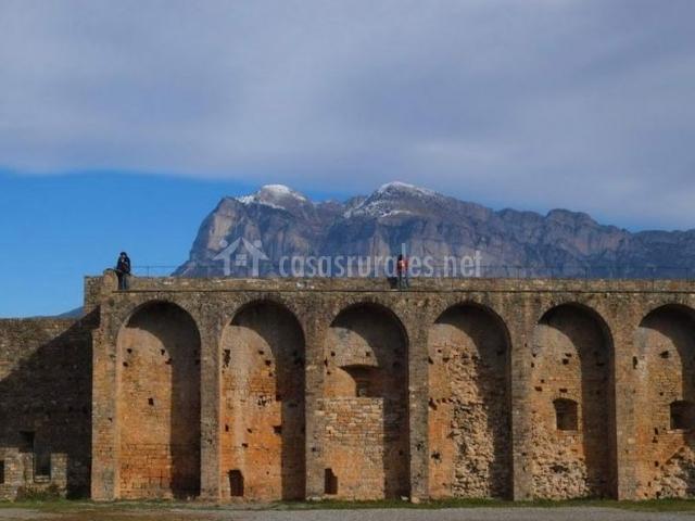 Fortificación de Aínsa