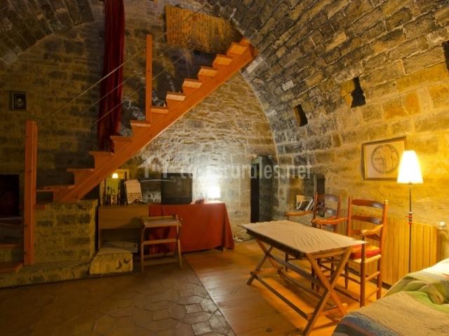 Sala de estar Torre