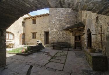 Casa del Vino - Mur de Aluján - Alujan, Huesca