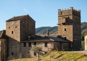 Casa del Vino - Mur de Aluján