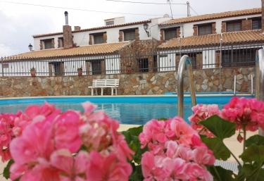 Cortijo Castillo - Campo Camara, Granada