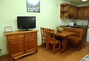 Casa Hortal. Apartamento 2 pax - Barruera, Lleida