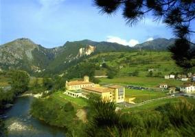 Impresionante paisaje de Cangas de Onís