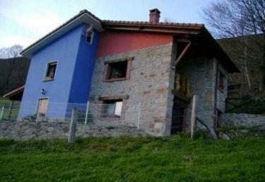 Casa Campu II - Villarcazo, Asturias