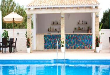 Villa El Capi - Zahora, Cádiz
