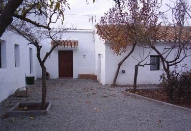 Cortijo Los Llanos - Casa Al-Alba - Caniles, Granada