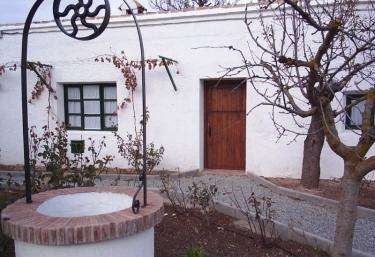Cortijo Los Llanos - Casa Almendro - Caniles, Granada