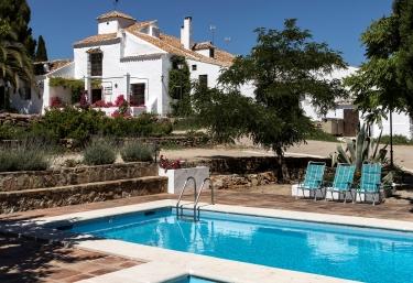 Casa del Pastor - Antiguo Cortijo de Montero - Campillos, Málaga