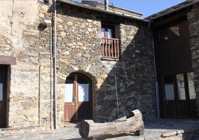 Can Bonada- El Graner de Monsenyor