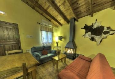 Casas rurales con chimenea en horcajo - Casas rurales con chimenea para dos personas ...