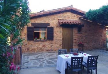 Alquería de Hurdes. Casa 2 - Horcajo, Cáceres