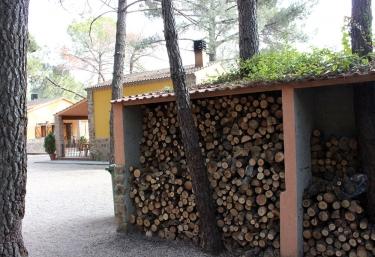 Cabañas Rurales Arco Iris - Jabaga, Cuenca