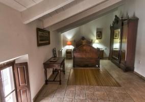 Estancias del dormitorio abuhardillado