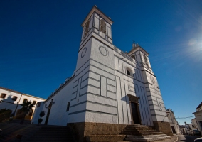 Iglesia de Ribera del Fresno