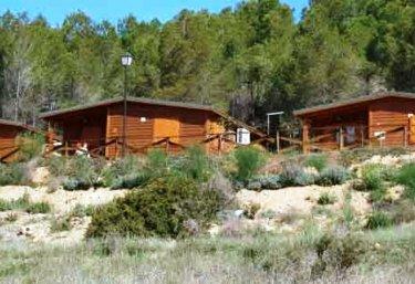 casas rurales en cuenca con piscina