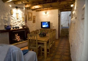 Casa Tío Pedro - La Tejeruela - Yeste, Albacete