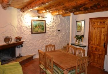 Casa Tía Rosa - La Tejeruela - Yeste, Albacete