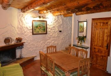 Casa Puntal de la Cruz - La Tejeruela - Yeste, Albacete